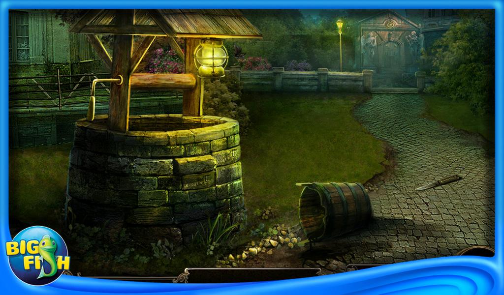 Dark Parables: Briar Rose - screenshot