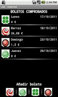 Screenshot of LAE_Android