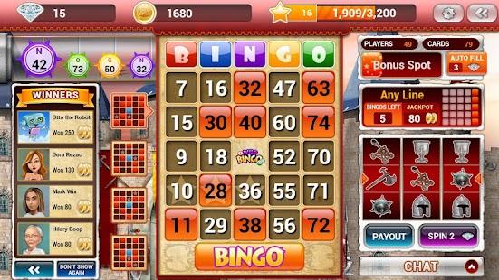 Wild Bingo - FREE Bingo+Slots - screenshot thumbnail