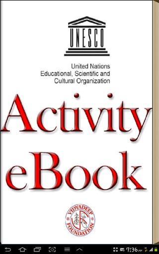 UNESCO Activity E-book