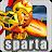 Sparta:Avengers wars logo