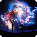 3D Sky icon