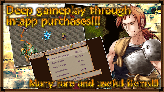 RPG Cross Hearts Arcadia- screenshot thumbnail
