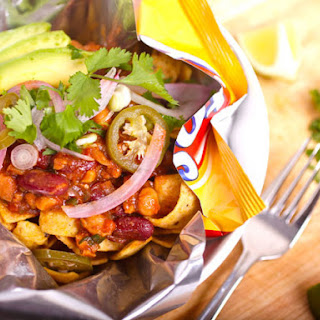 Vegan Frito Pie