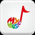 myMusic logo
