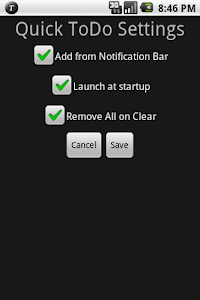 Quick ToDo List screenshot 3