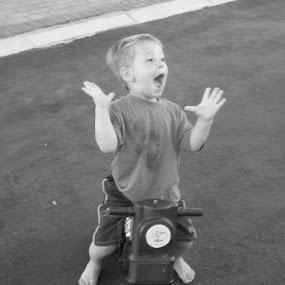 Yowzer! by Debra Newnham - Babies & Children Children Candids