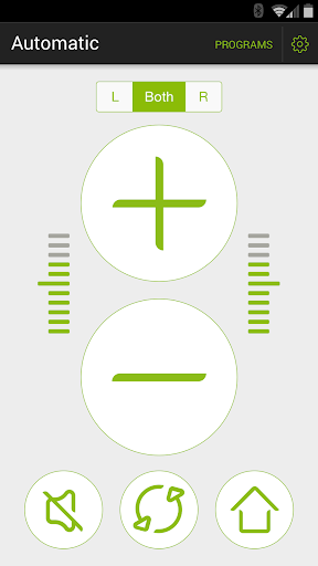 フォナック社の Phonak RemoteControl