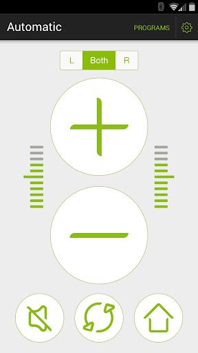 Phonak RemoteControl App