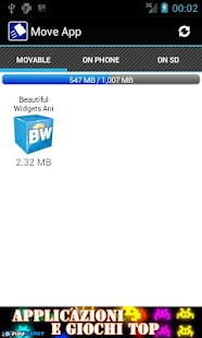 Move App ( App 2 SD )- screenshot thumbnail