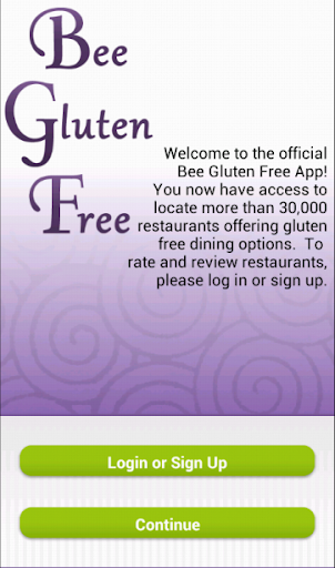 Bee Gluten Free