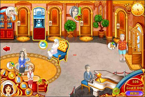 Jane's Hotel Free - screenshot