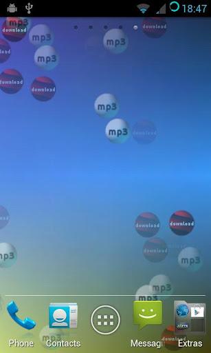 MP3下載動態壁紙