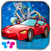 Amazing Car Creator Kids Game