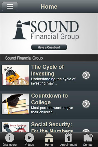 Sound Financial Group
