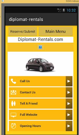 Diplomat-Rental