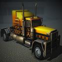 Truck Driver Simulator Big Rig icon