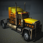 Truck Driver Simulator Big Rig icon