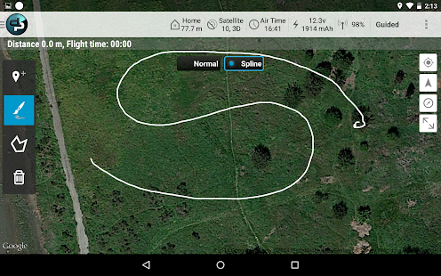 DroidPlanner 2- screenshot thumbnail