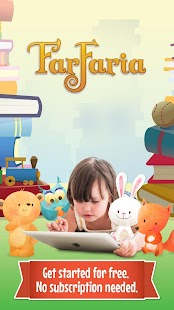 FarFaria Children's Storybooks- screenshot thumbnail