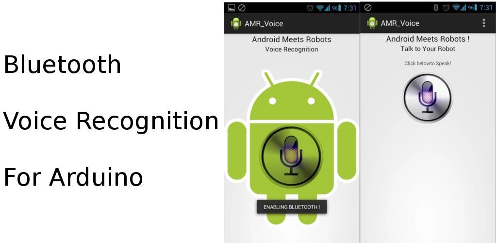 Baixar BT Voice Control for Arduino 1 0 Apk - robotspace