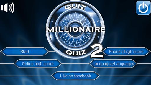 Millionaire Quiz Free: Be Rich 2.5.1 screenshots 5