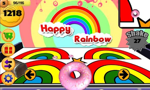 Happy Rainbow (Coin Pitch) - screenshot thumbnail