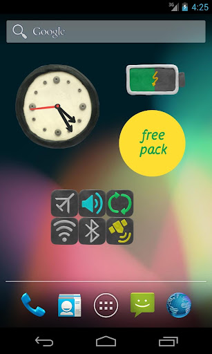 KM Widgets and Watch faces