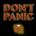 ADW.theme Don't Panic (Donate) logo