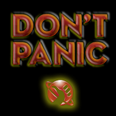 ADW.theme Don't Panic (Donate)