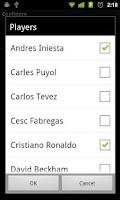 Screenshot of Sports Eye - Soccer (Lite)