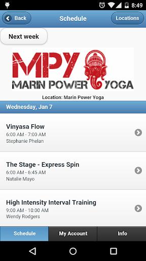 Marin Power Yoga