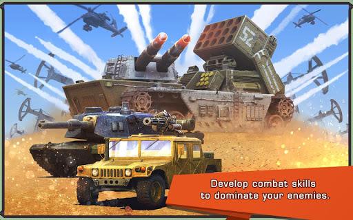 Iron Desert - Fire Storm 5.6 screenshots 22