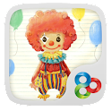 (FREE) Clown GO Launcher Theme icon