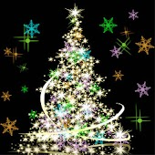3D christmas tree 5