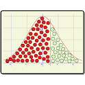 Normal Distribution icon