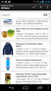 Barcode & Inventory Pro - screenshot thumbnail