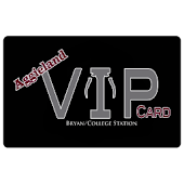 Aggie Land VIP Card