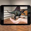 dinosauro 4D icon