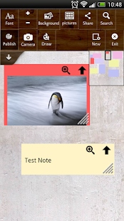 Note Board- screenshot thumbnail