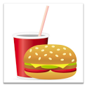 Fast Food Restaurants Locator icon