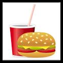 Fast Food Restaurants Locator icon