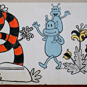 by Branka Radmanić - Illustration Cartoons & Characters