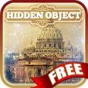 Hidden Object: Romantic Places icon