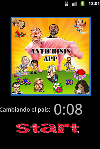 AntiCrisis APP - screenshot