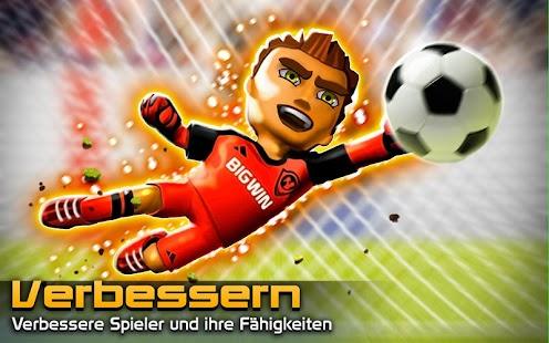 Big Win Soccer: Fußball Screenshot
