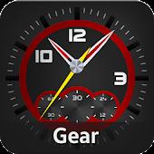 Watch Face Gear - Motor