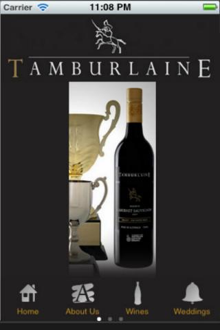 Tamburlaine Wine