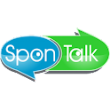 SponTalk, free messaging logo