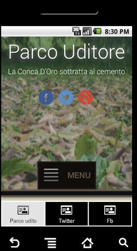 Parco Uditore di Palermo App